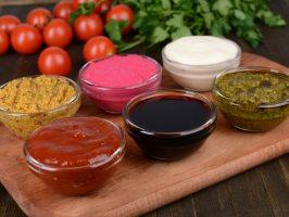 6 найбільш смачних соусів для шашлику