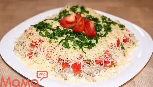 Загадковий салат з баклажанами: відразу і не здогадаєшся, з чого він