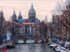 Життя голландських бездомних
